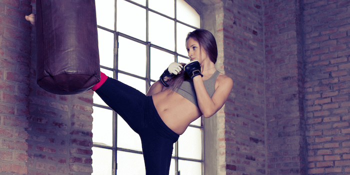 Ist Abnehmen mit Kampfsport möglich
