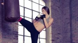 Titelbild Abnehmen mit Kampfsport